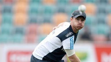 Ian Bell says being picked to open for England was a massive confidence boost