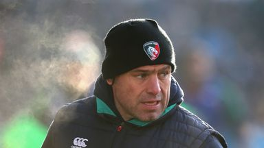 Richard Cockerill: Admits Ulster were the better side on the day