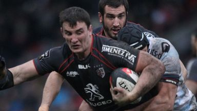 Louis Picamoles: Injury doubt over Toulouse No 8
