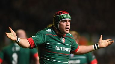 Marcos Ayerza sidelined for up to six weeks