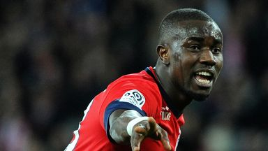 Pape Souare: Has joined from Lille on a three-and-a-half-year deal