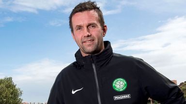 Ronny Deila: Celtic boss is upbeat ahead of Inter Milan clash