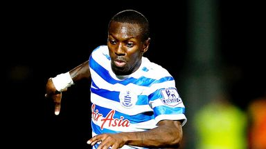 Shaun Wright Phillips has only played once for QPR so far this season