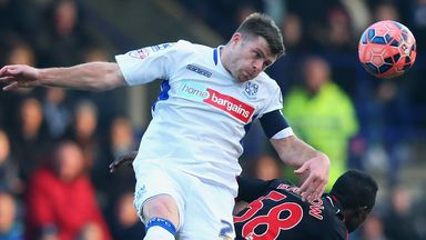 Steven Jennings: In his third spell with Tranmere