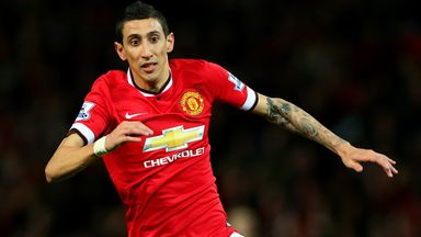 Angel di Maria: Back in Manchester United first team