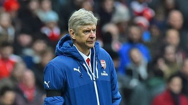 Arsene Wenger: Arsenal boss demands focus from his players