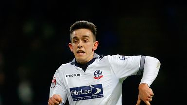 Zach Clough: Netted sixth goal of the season