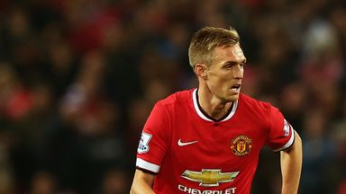 Darren Fletcher: Set to bid farewell to Man United