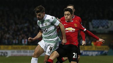 Joe Edwards: Yeovil contract expires at the end of the season