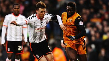Scott Parker: Set to return for Fulham