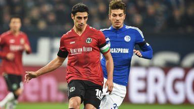 Lars Stindl: Leaving Hannover in the summer