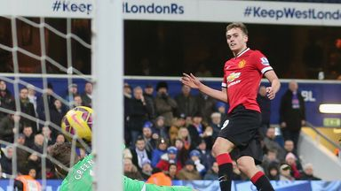 James Wilson looped the ball over Rob Green to make it 2-0 at Loftus Road.