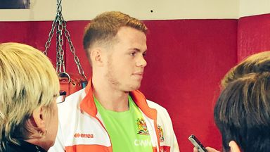 Joe Burgess: Joining Sydney at the end of the season