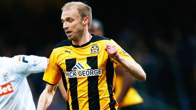 Luke Chadwick: Keen to play against former club Manchester United