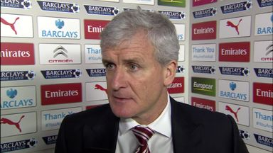 Mark Hughes: New deal with Stoke in the works