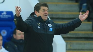 John Carver: No letting up at St Jame's Park