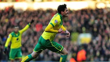 Kyle Lafferty: Desperate for Norwich chance
