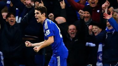 Oscar: Substituted regularly in this season