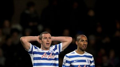 Richard Dunne: QPR second from bottom