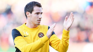 Ryan McGowan: Dundee United defender may play against Aberdeen