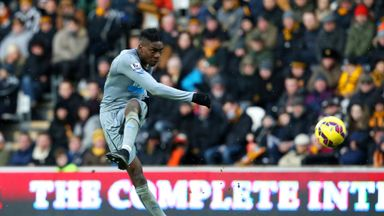Sammy Ameobi: Heading to Wales on loan