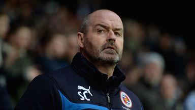 Reading manager Steve Clarke won the FA Cup as a player with Chelsea in 1997