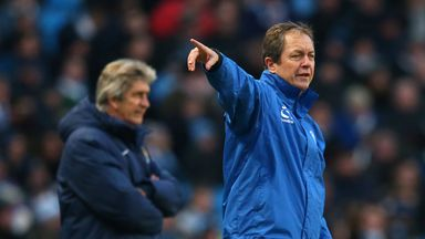 Stuart Gray: Wants seven points from remaining games