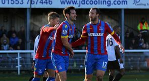 All the best pictures from Sunday's action in the third round of the FA Cup