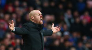 Dyche: Liverpool were too strong
