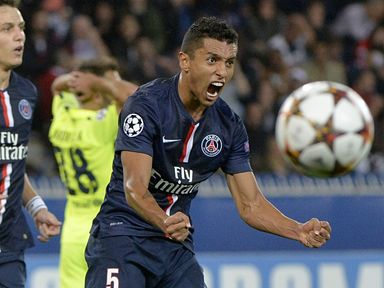 Marquinhos: Not moving to the Premier League