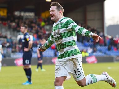 Kris Commons: Staying with Celtic for the time being