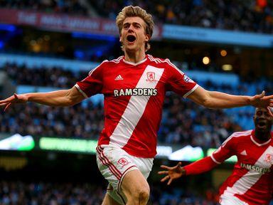 Patrick Bamford: Middlesbrough striker scored the opening goal against Manchester City