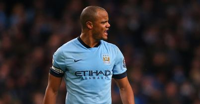 Vincent Kompany: Poor for Manchester City against Arsenal