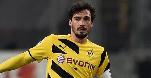 Mats Hummels has long been linked with a move to Manchester United