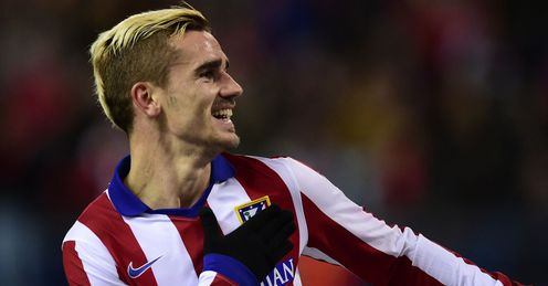 Antoine Griezmann: Wanted by Chelsea this summer