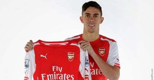 Gabriel joins Arsenal