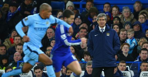 Manuel Pellegrini: Only City wanted to win