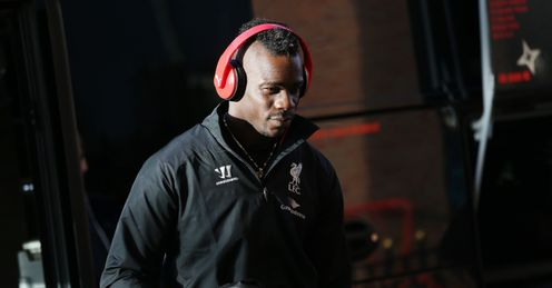 Mario Balotelli: Staying at Liverpool, says his agent Mino Raiola