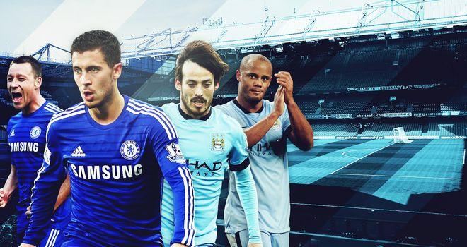Chelsea Vs Manchester City 2014: Kmhouseindia: 2014-15 Barclays Premier League Chelsea Vs
