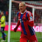 Arjen Robben: Bayern Munich winger among world's best