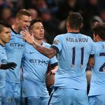 Man City: Four players in Team of the Week