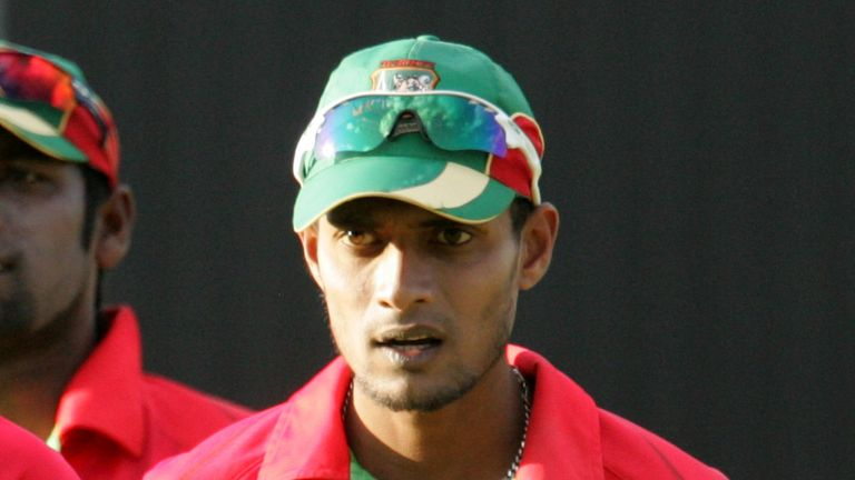 Shafiul Islam has been picked in Bangladesh's Champions Trophy squad on Thursday