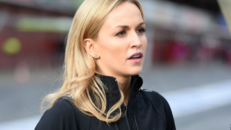 Carmen Jorda Becomes Development Driver For Lotus And Will