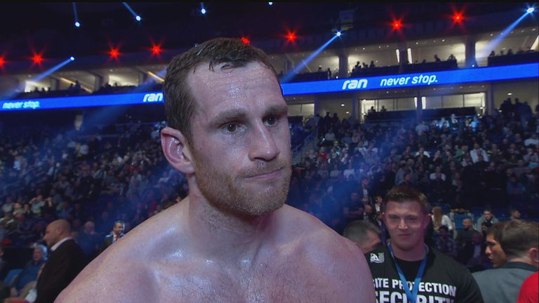 David Price should walk away following his last defeat, says Jamie Moore