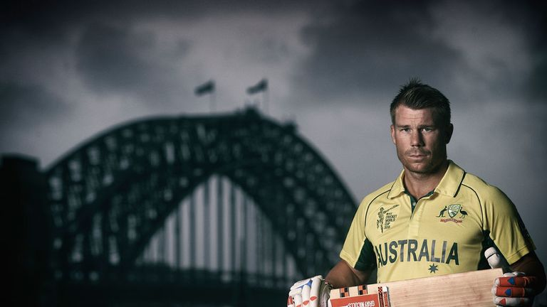 David Warner is unhappy with the administrators of Australian cricket