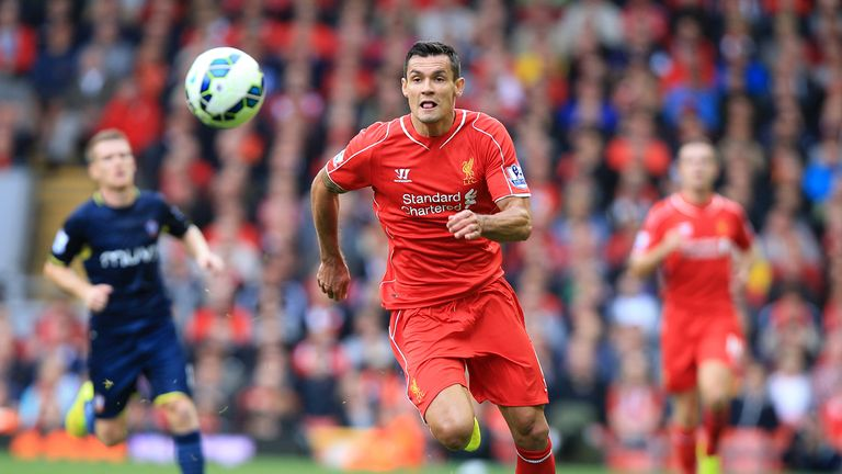 Dejan Lovren: Has lacked consistency this season