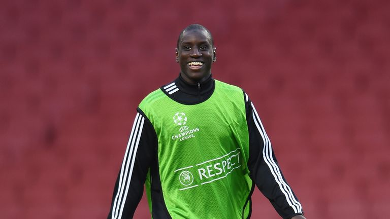 Demba Ba: The forward will not be returning to the Premier League this summer.