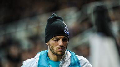 Davide Santon: Called up to face England