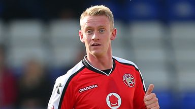 Ashley Grimes: Out the door at Walsall