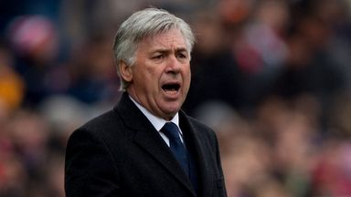 Carlo Ancelotti: Mulling over whether he will return to AC Milan